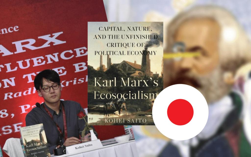 regain de popularité Marx chez les jeunes Japonais