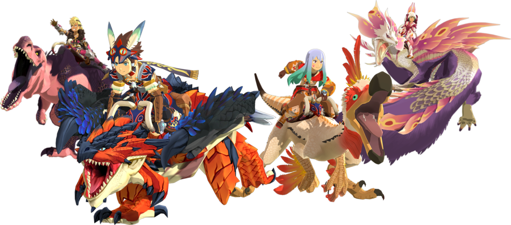 tier list des monsties Monster Hunter Stories 2