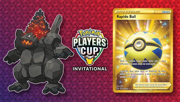 Carte Rapide Ball secrète rare & Monthracite de Wolfe Glick : JCC Pokémon Online