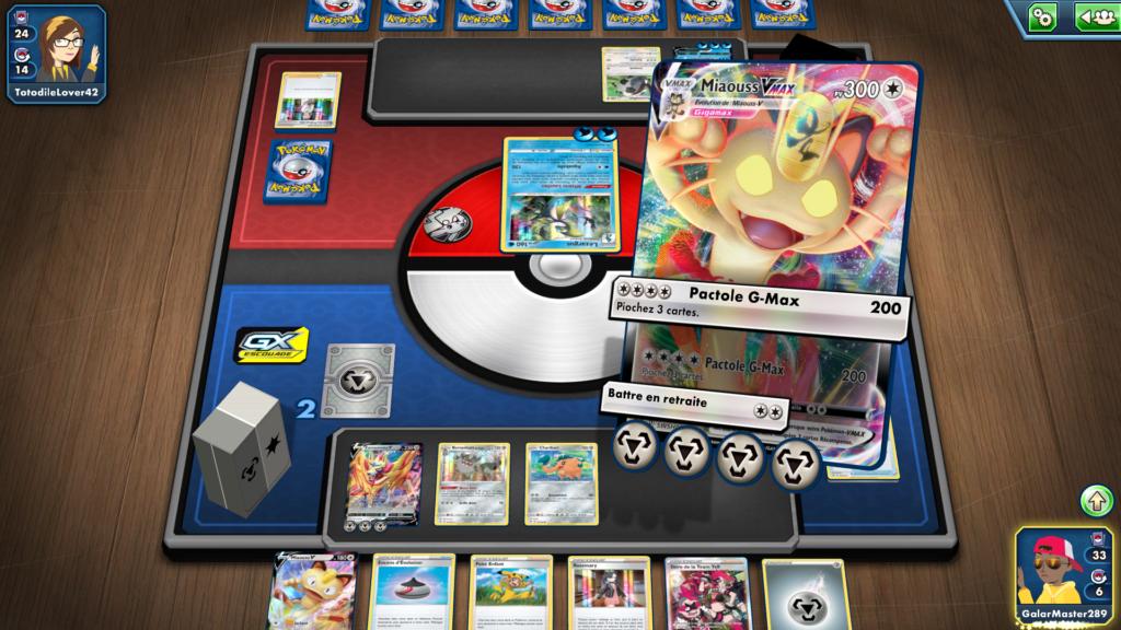bien débuter le JCC Pokémon Online