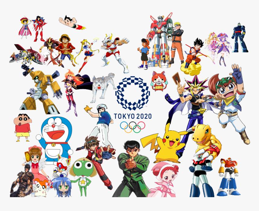 thèmes d'anime Jeux Olympiques de Tokyo ! Kimetsu no yaiba, Slam Dunk, Haikyuu, L'Attaque des Titans