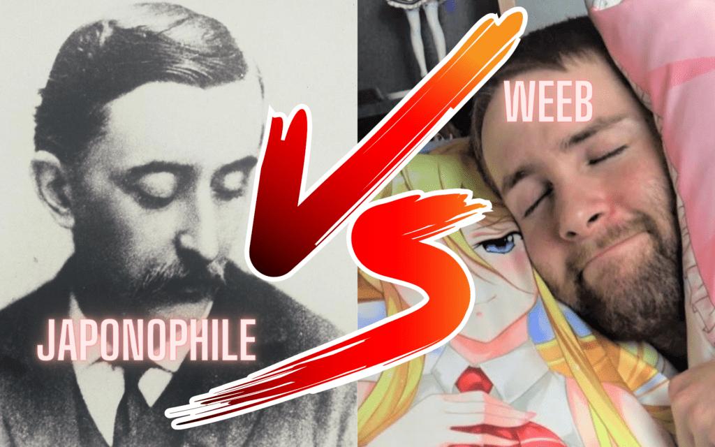 japonophile vs weeb