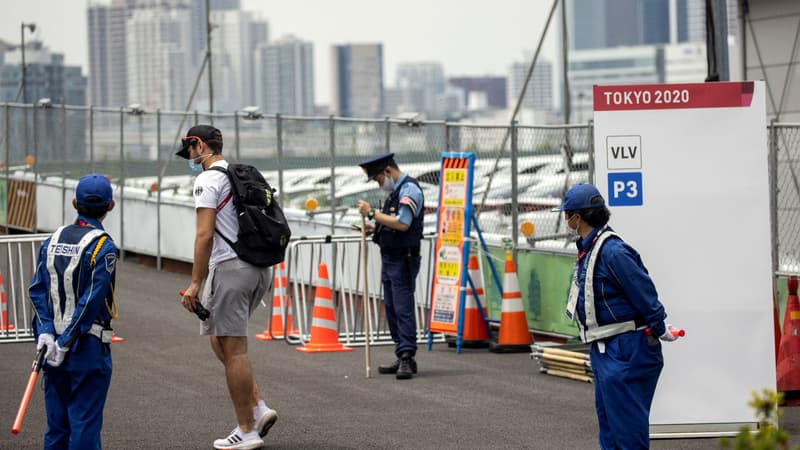 Jeux olympiques de Tokyo sont différents
