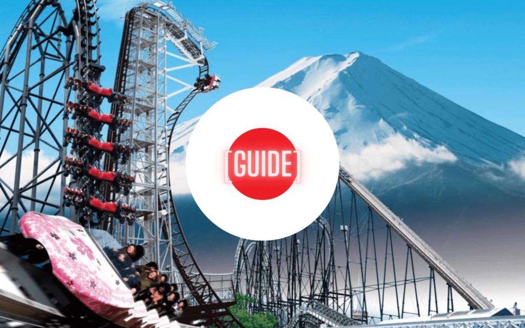 Planification de visites des parcs d'attractions et jardins au Japon