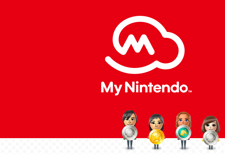 points platine My Nintendo offerts