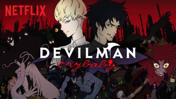 épisodes Devilman Crybaby