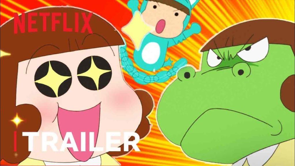 trailer Dino Girl Gauko