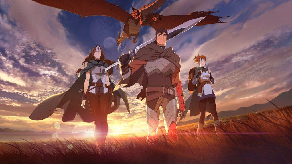 épisodes DOTA Dragon's Blood