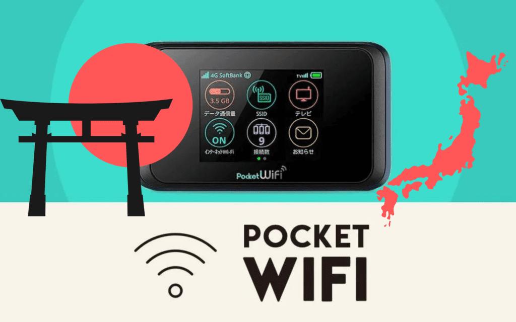 Internet et Pocket-Wifi Japon guide