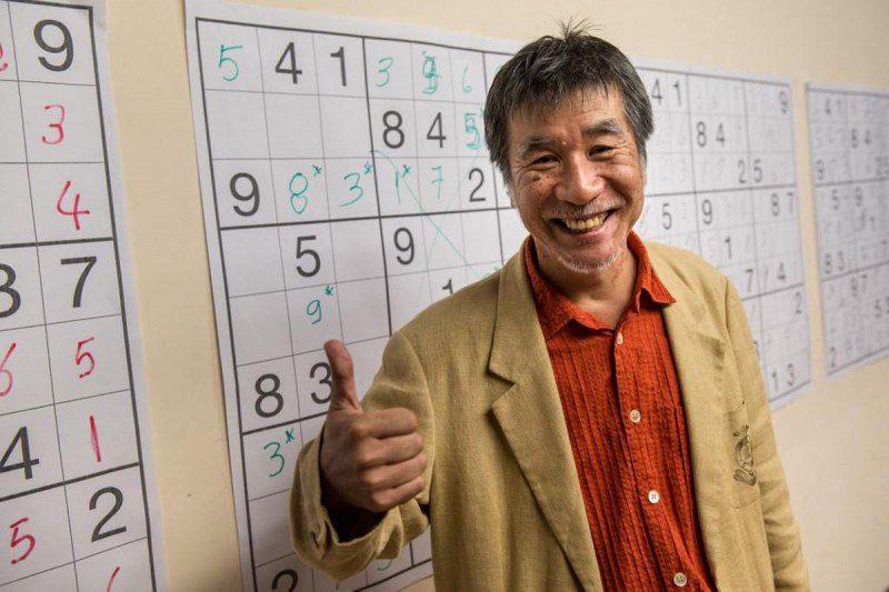 créateur du Sudoku