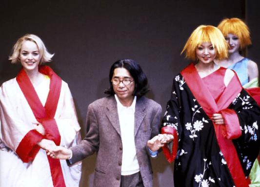 Kenzo Takada BIOGRAPHIE