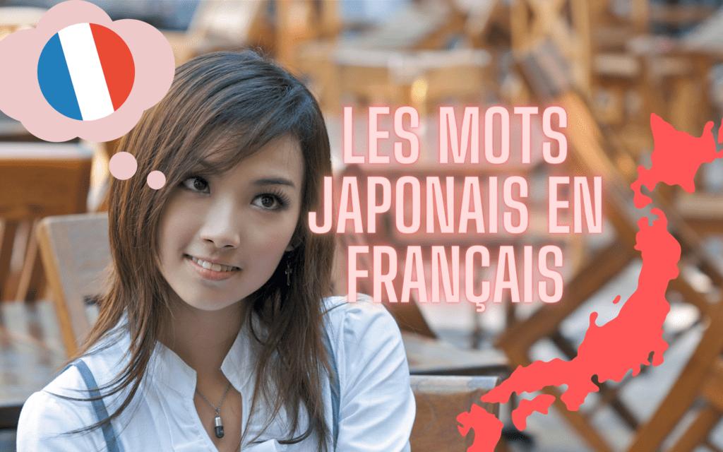 mots japonais en français