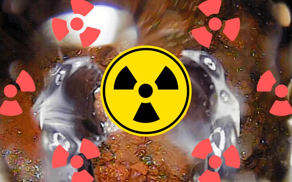 corium substance la plus dangereuse du monde