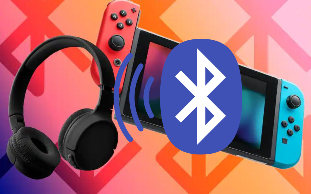Comment utiliser l'audio Bluetooth Nintendo Switch