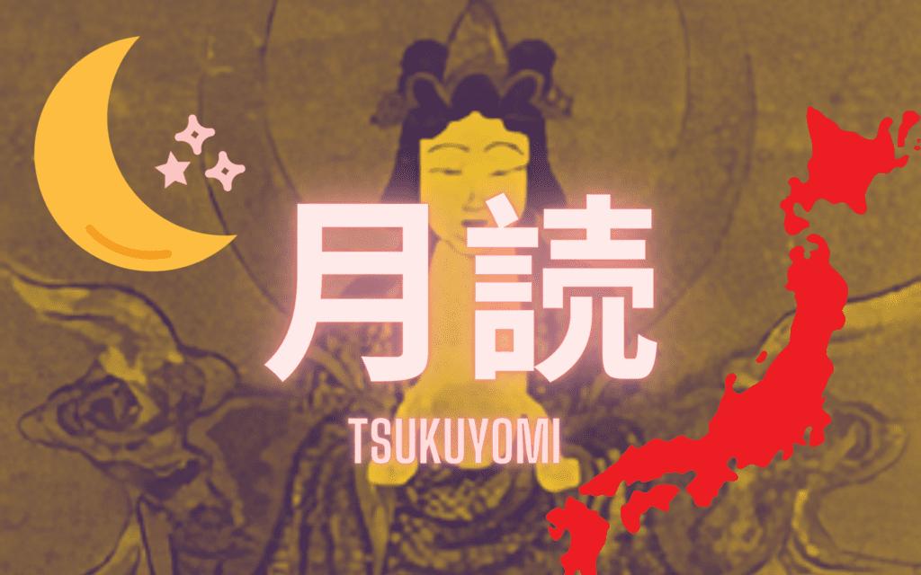 Tsukuyomi 月読 mythologie japonaise