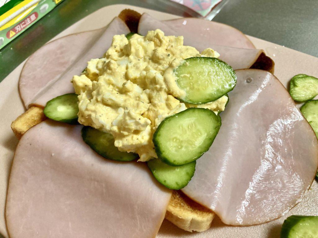 chef japonais sandwich révolution