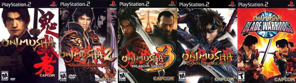 Chronologie franchise Onimusha
