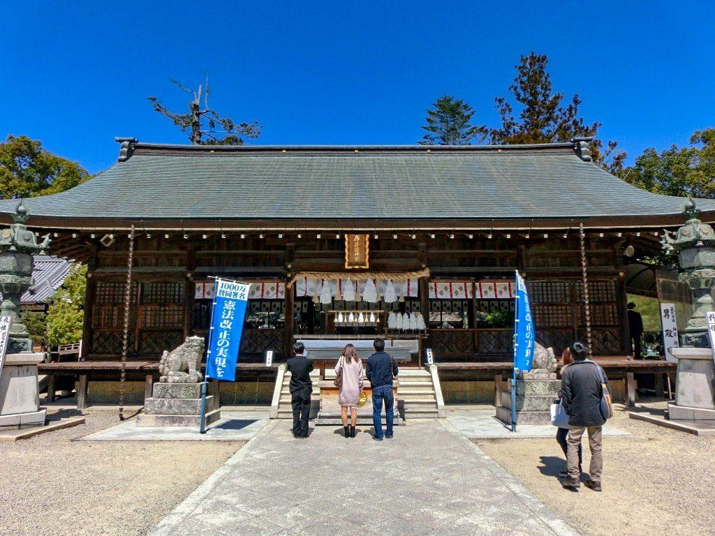 sanctuaire Izanagi hyogo